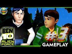 Ben 10: Alien Force The Forest Medieval Part #2 - Walkthrough [PSP/PS2]
