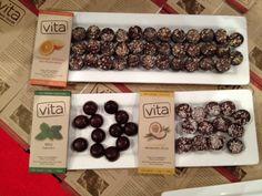 Raw Organic Chocolate by Vita Organic Foods
