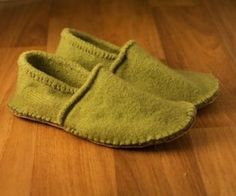 Slippers 16 Tutorials to make them at home Cultura DIY used google translate