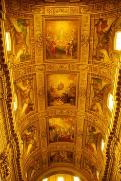 See priceless art collections! #Italy #Travel UNTIL YOU SEE IT IN PERSON YOU HAVN'T SEEN ANYTHING!!!!! CFH