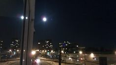 Superfull moon out my window: a reminder to let go of what's no longer needed, to shed old skins.