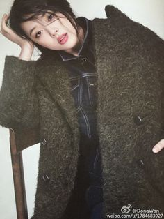 Sulli for High Cut