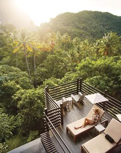 Boucan by Hotel Chocolat is quite simply a chocolate lover's paradise. Indulge in a chocolate-centric treatment at the spa, make your own chocolate in the Tree to Bar class or take a stroll through the cocoa groves. #StLucia