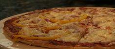 Pizza na francuskim spodzie - Ewa Wachowicz