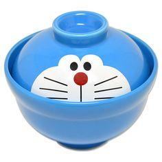 Doraemon's Bell : ドラえもん ふた付ミニどんぶり