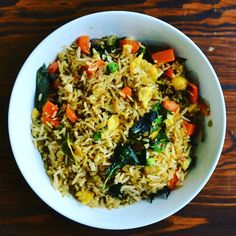 RECEPT: Khaow Phad - Thais gebakken rijst - Boost Your Health