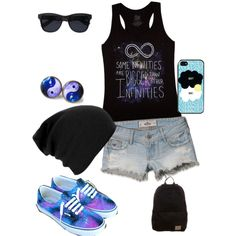 Summer outfit (The Fault in Our Stars movie premiere)