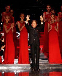 Valentino Garavani Final Show...