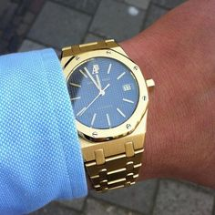 Not suppose to buy a man a watch so I would want him to wear one like this...Hail to the King!