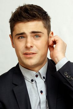 Zac Efron at 'The Paperboy' Press Conference at Four Seasons Hotel on September 24, 2012 in Beverly Hills, California.