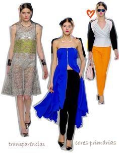 Tendêcias de cores para o verão 2013   Christian Dior resort 2014