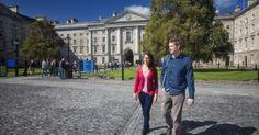 Trinity College - Tourism Ireland