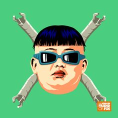 Los amigos y enemigos imperialistas de Kim Jong Un | No me toques las Helvéticas | Blog sobre diseño gráfico y publicidad