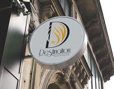 Destination | Logo design