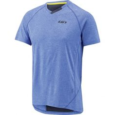 HTO 2 CYCLING JERSEY For those who hit the trails with their hydration system on their backs, the back of the jersey is made with a highly ventilated fabric. The HTO 2 offers many new features, such as a flattering V-neck, to improve the rider's comfort no matter the time spent in the trails.