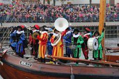 Harderwiekse muziekpieten (2012) :) #intocht #Sinterklaas #Harderwijk