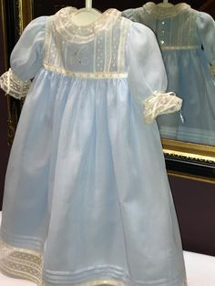 1acf958d Custom, Made-to-Order Family Heirloom Gown This is an authenic French  Handsewn