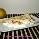 Crepes alle mele. http://blog.giallozafferano.it/magnaconme/crepes-mele/