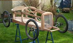A couple of months ago I applied to enter the Red Bull Soapbox Derby at Alexandra Palace and as I sold the Model 'T' at Bonhams last September and the prototype of...