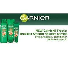 FREE Garnier Fructis! | My Pantry Partners