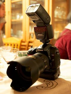 Nikon madness! The most awesome of awesomeness! The D7000 trifecta ~ Nikon SB-700, MD-11 Battery Grip & Nikon 17-55mm f/2.8G
