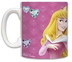 Tazas Princesas Disney