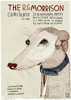 #perro #concierto