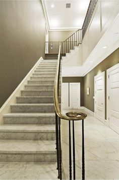 Images Of The Carrara Marble Mansion In Tribeca NY Stunning Beauty