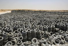 Bee'ah rubber recycling plant in action | ConstructionWeekOnline.com