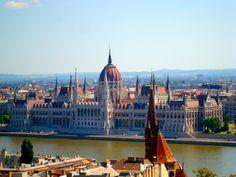 Parlamento Húngaro - Budapeste.