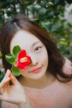 -동백꽃 Ⅱ : 네이버 블로그