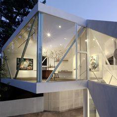Sapphire Gallery in Los Angeles, California, USA / XTEN Architecture