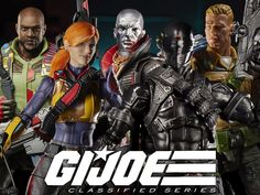 Hasbro released solicitations and Snake Eyes from their G. Joe Classified Wave 1 figure line-up is available to pre-order now. This new version is confirmed to be all black just like the original 1982 offering in the 3 scale Gi Joe, Snake Eyes, Tv Videos, Movie Trailers, Lineup, Video Games, Waves, Superhero, The Originals