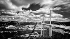 Viaduc de Millau - Aveyron - France