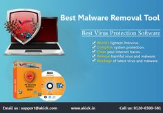 #Akick #Best #Malware #Removal #Tool is one of the lightest #antivirus #software which you have ever seen, with a most simple user interface and a huge number of impressive features. It can remove Trojan horse and malware easily from your PC and keep your #computer safe from crash and hacking attempt. https://www.akick.in/