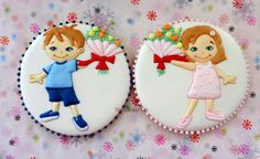 Mother´s Day!   By The Cookie Lab - Bolachas decoradas arte         https://www.facebook.com/pages/The-Cookie-Lab-Bolachas-Decoradas-