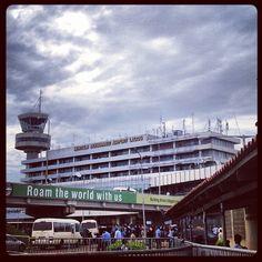 Murtala Muhammed International Airport (LOS) in Lagos, Lagos
