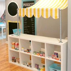 Make These Awesome Shop From A Shelving Unit