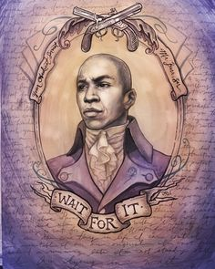(Note: art of Leslie Odom, Jr. as Burr done by the inimitable Amy Houser, who did the cover for Irregular Creatures. You can find Amy's Twitter here, and her website here.) I was going to write a p...