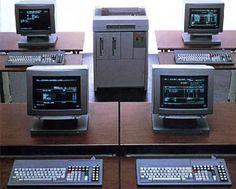 Olivetti Minicomputer L1, 1983