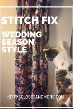 Stitch Fix - Wedding Season Style - kittysclosetandmore.com