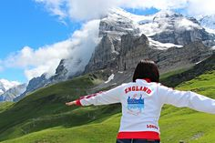 Almost close enough to touch Mr Eiger, Switzerland https://juliatheresfeber.wordpress.com/2013/07/01/awed-by-the-bernese-oberland-trio/