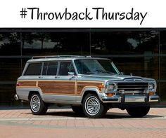 What is your favorite #Jeep throwback? #TBT