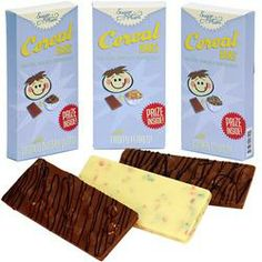 The Ultimate Chocolate Cereal Bar Collection  $11.99