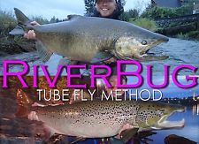 RiverBug Tube Fly products / Inventions and flies in Ebay.com #riverbug #rivertube www.riverbug.fi