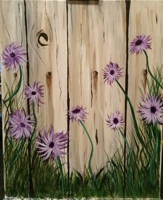 For the outdoor galvanized signs Garden fence: types and models Over the cen… Garden Fence Art, Garden Mural, Diy Fence, Garden Signs, Backyard Fences, Fence Ideas, Garden Ideas, Pallet Painting, Pallet Art