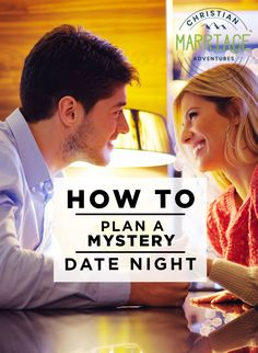 Do you want to have a fun date night your spouse will never forget? Discover how to plan a mystery date night and how surprising your spouse will help you rekindle your relationship. || Christian Marriage Adventures #datenight #marriage #marriageadvice #christianmarriageadventures