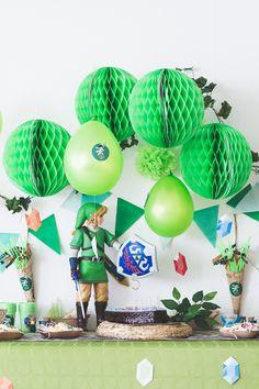 anniversaire Zelda + freebies