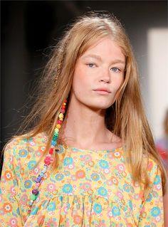 Capelli: gli accessori della primavera estate 2015 -