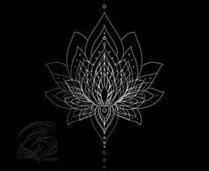 Lotus Mandala Tattoo on Behance